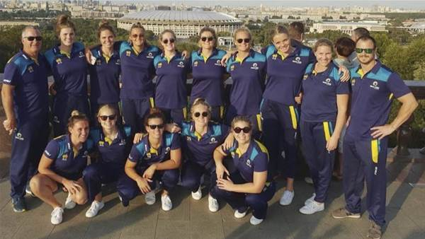 Stingers ready for World Cup