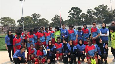 'We like soccer so we do it' Africa play Afghanistan in historic encounter