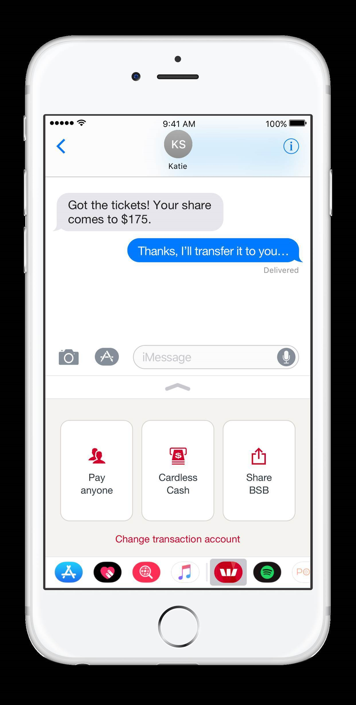 Westpac brings back chat payment tool after Apple ban