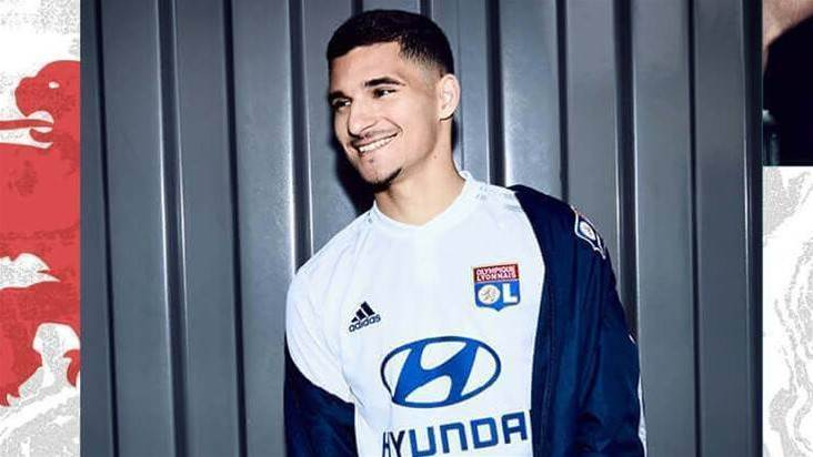 Olympique Lyonnais unveil home and away strips for 2019/20!