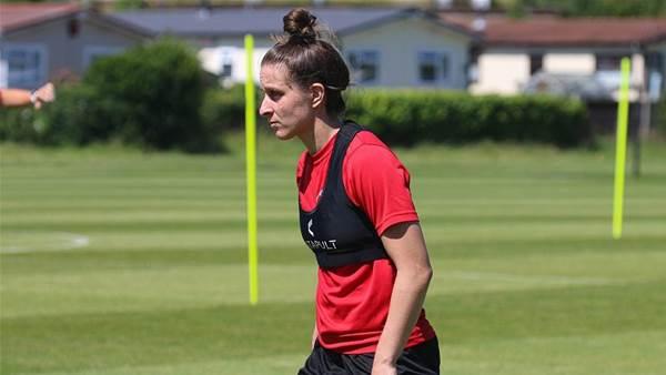 Mastrantonio on Matildas ambition and 'the skill of Pirlo's pinky toe'
