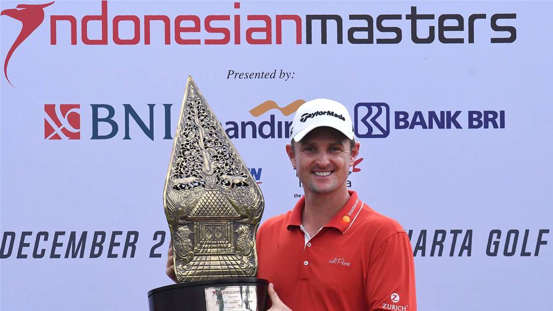 ASIAN TOUR: BNI Indonesian Masters set for December return
