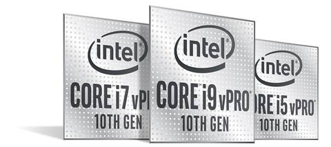 New 10th-Gen Intel vPro CPUs expand security for business PCs