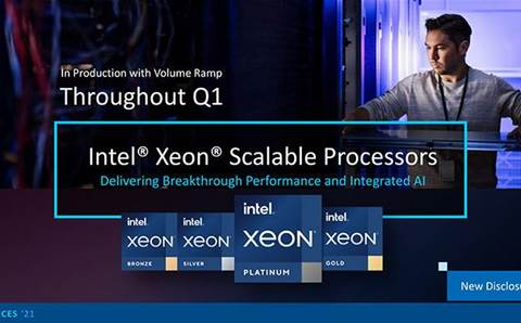 Intel starts shipping Ice Lake Xeon CPUs