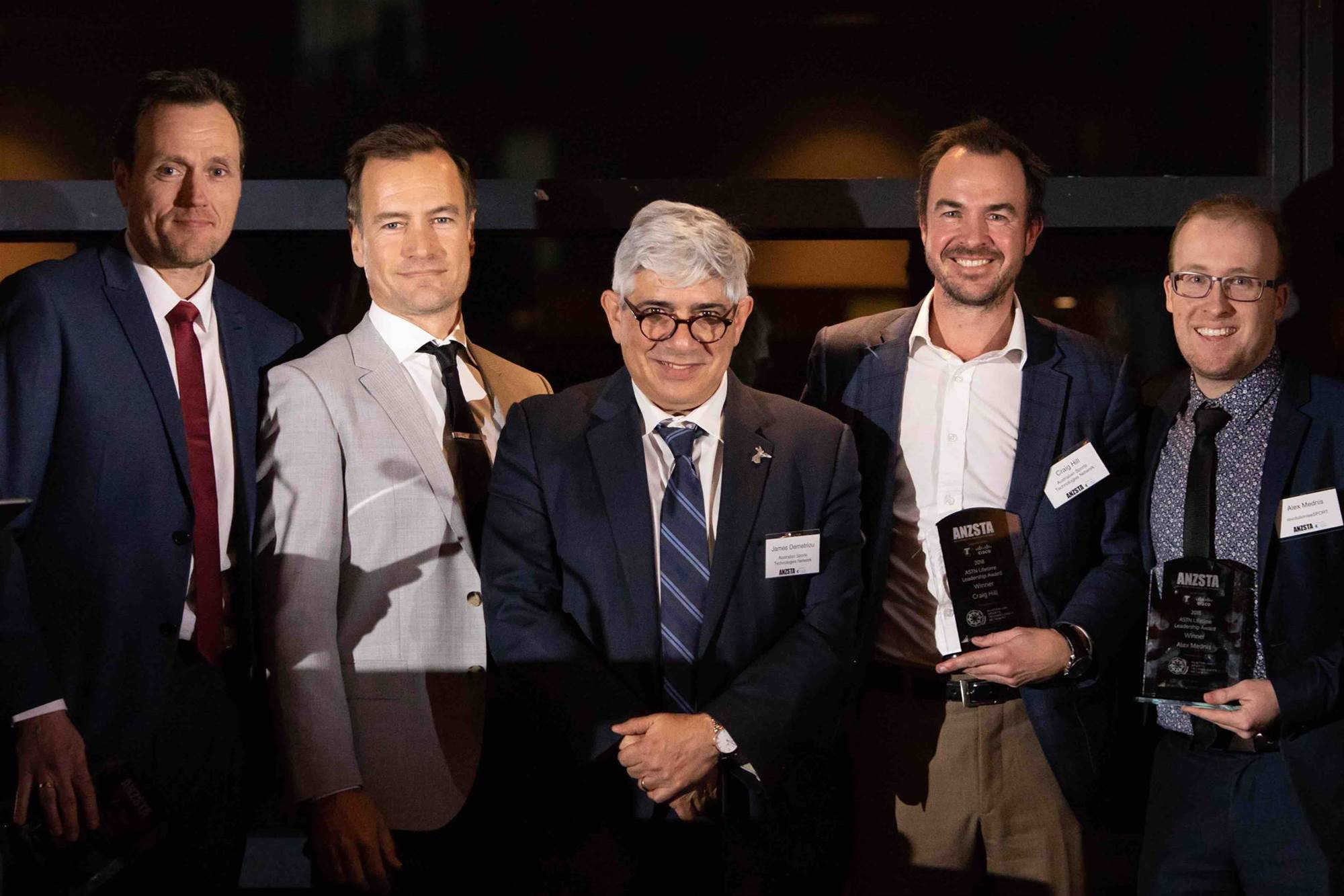 Inaugural ANZSTA award winners revealed