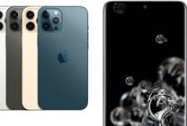 Apple iPhone 12 Pro Max vs. Samsung Galaxy S20 Ultra: Head-to-head