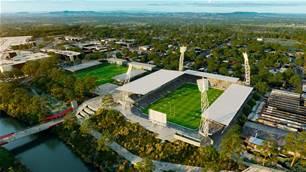 New Ipswich stadium plans open door for Brisbane A-League expansion