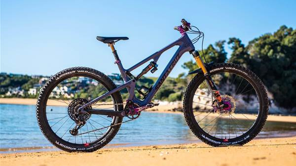 Tested: Santa Cruz 5010 CC Frame set
