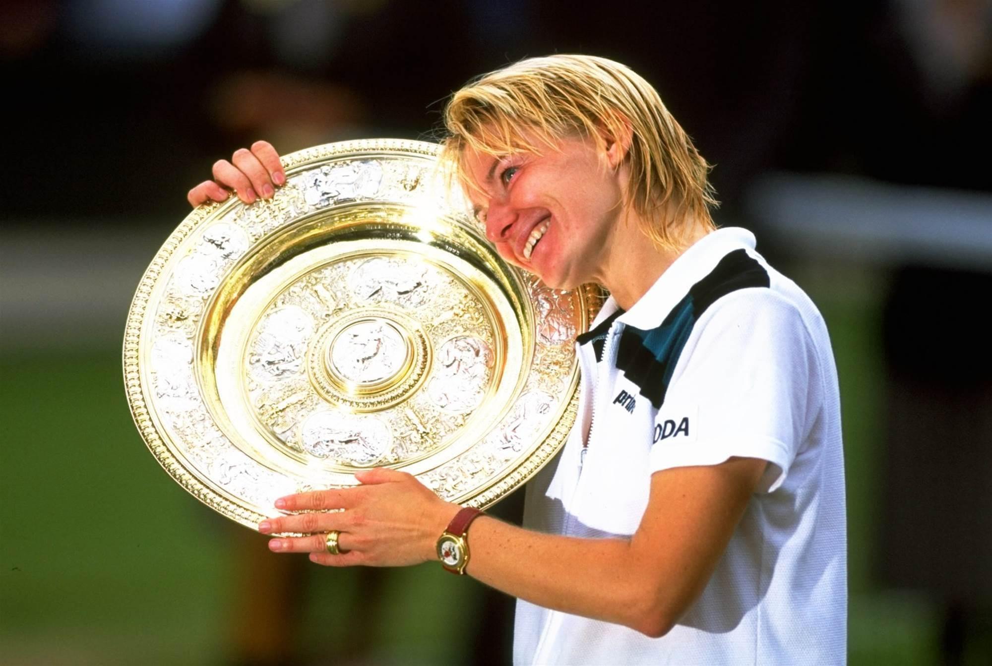 Former Wimbledon champ dead at 49