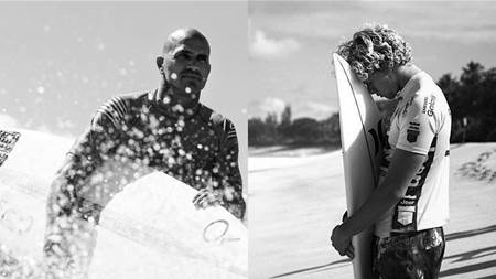Slater and John John to Fight it Out at Pipe for an Olympic Spot
