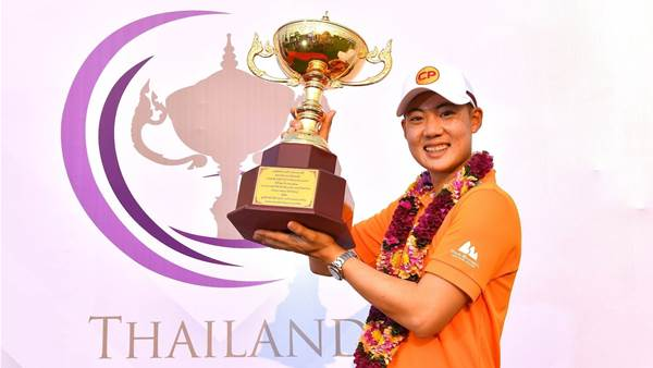 Jazz caps remarkable year with Thailand Masters win