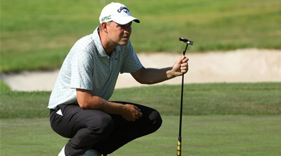 Winther leads in Mallorca after 62