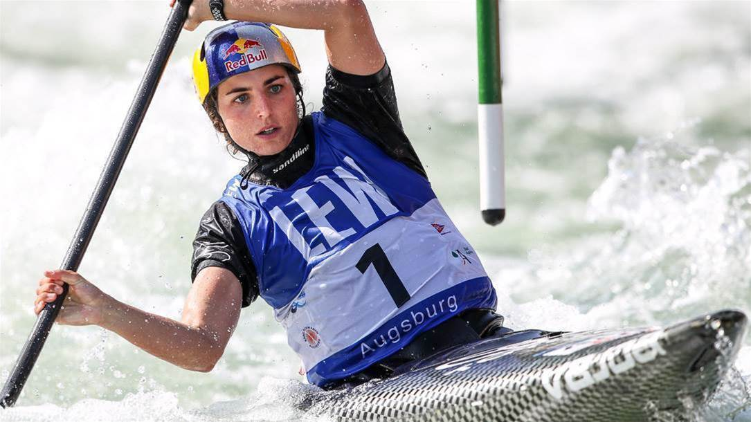 Paddling with confidence as Fox gets sixth gold medal
