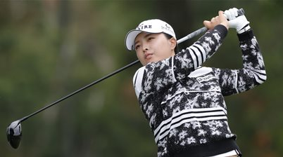 Ko builds commanding lead at Founders Cup