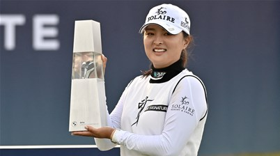 Ko continues dominant run to the top