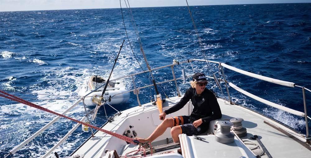 John John to Sail the Sydney to Hobart Yacht Race