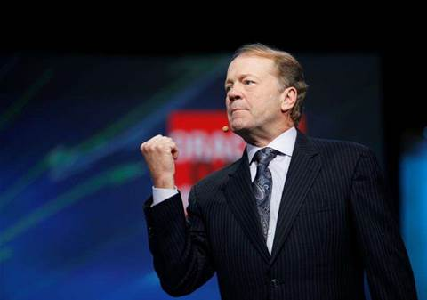John Chambers: HPE works with startups 'better than any other company'