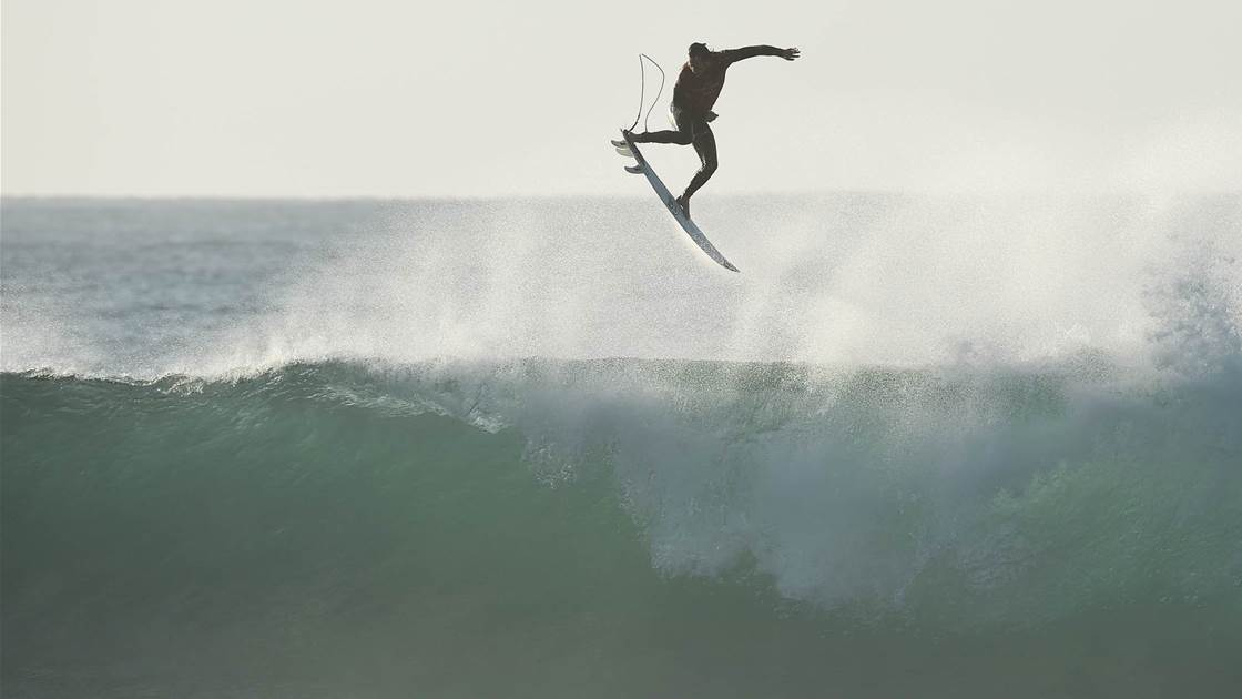 J-Bay Bombs and Power Surfing