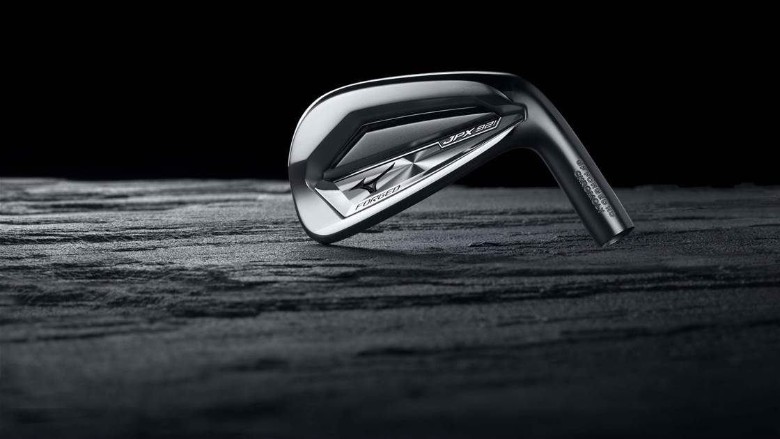 Mizuno unveils new JPX921 iron series