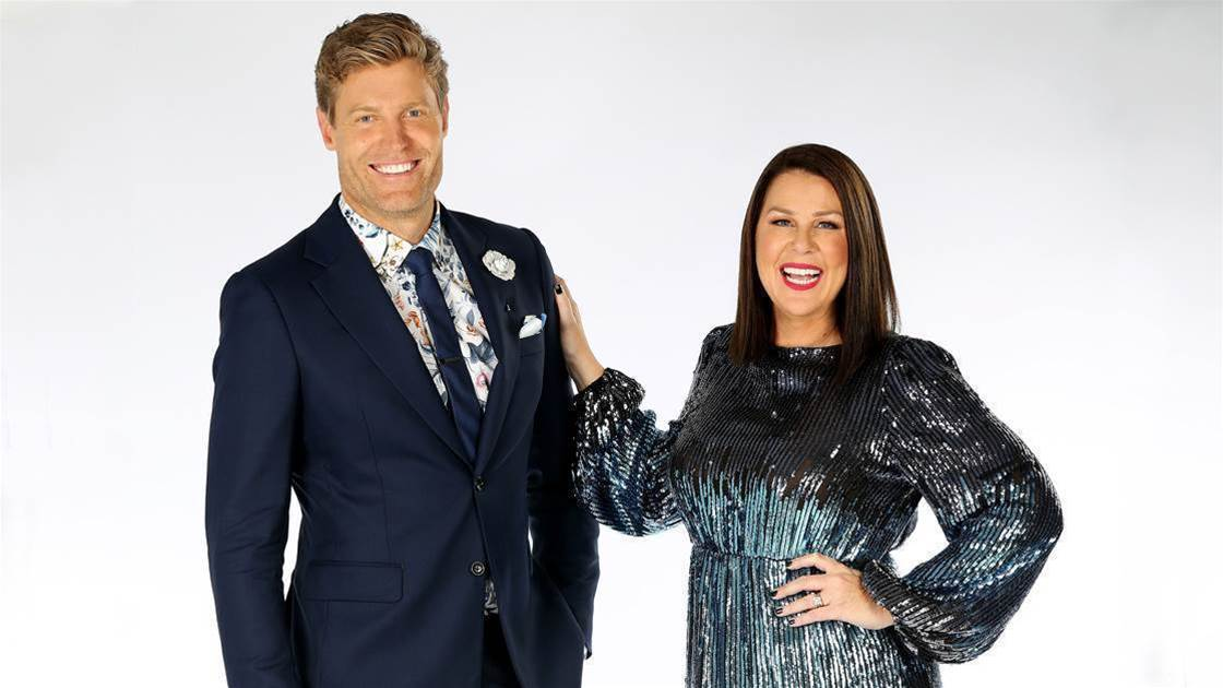 Julia Morris & Dr Chris Brown are back on Sunday nights!