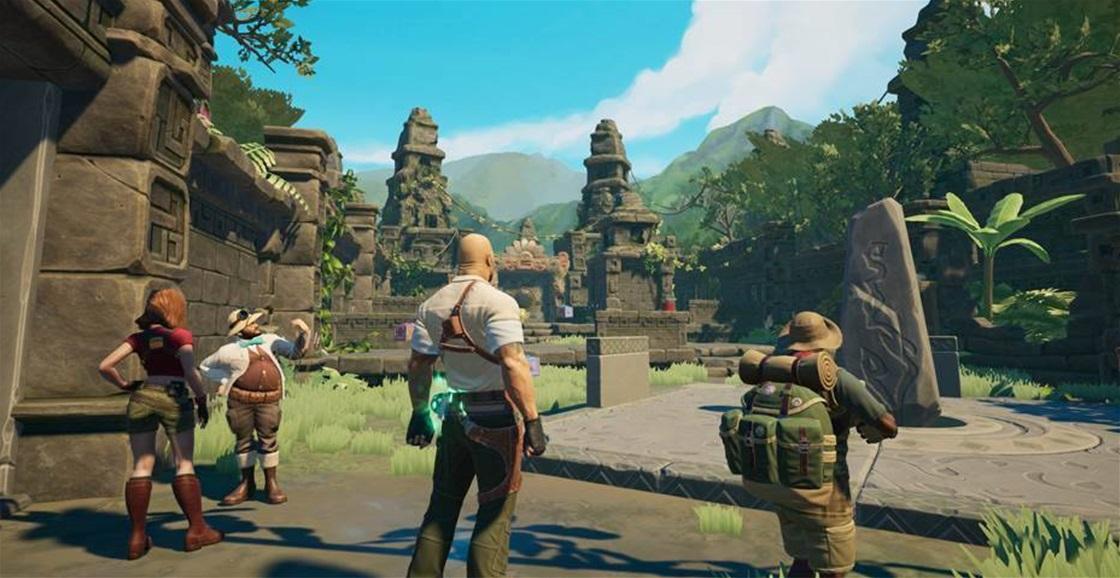 Playing Now: Jumanji: The Video Game