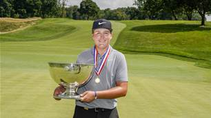 Preston Summerhays claims U.S. Junior Amateur title