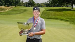 Preston Summerhays claims U.S. Junior Amateur title