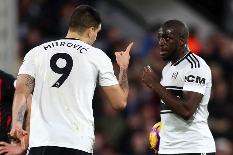 Fulham ban Aboubakar Kamara after arrest at training ground