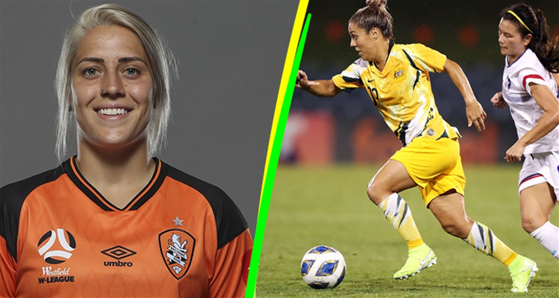 Kicking for Gold! TG chats with soccer star Katrina Gorry