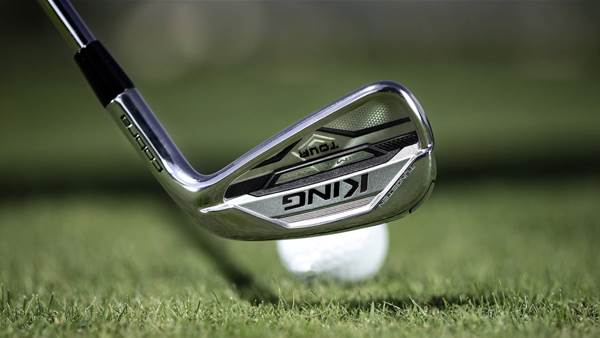 Cobra unveils new King Tour irons