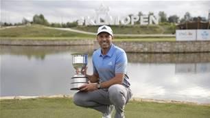 Sergio Garcia wins KLM Open