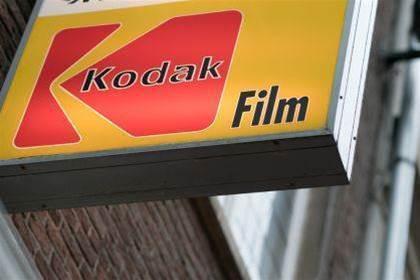 Kodak shares rocket as it reveals blockchain and Bitcoin initiatives