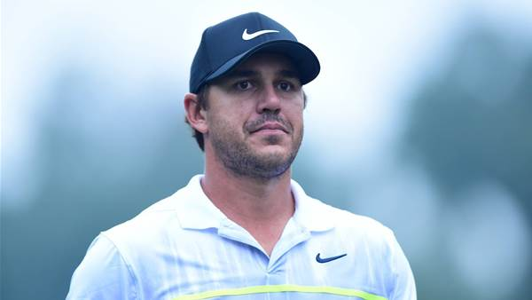 Koepka pulls out of US Open