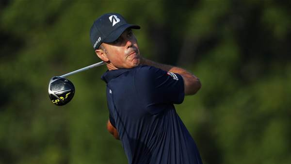 Thankful Kuchar set for Aussie holiday