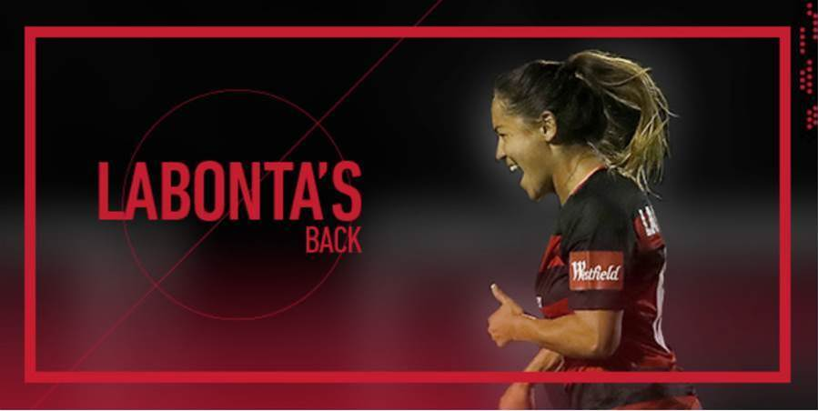 LaBonta returns to the Red & Black