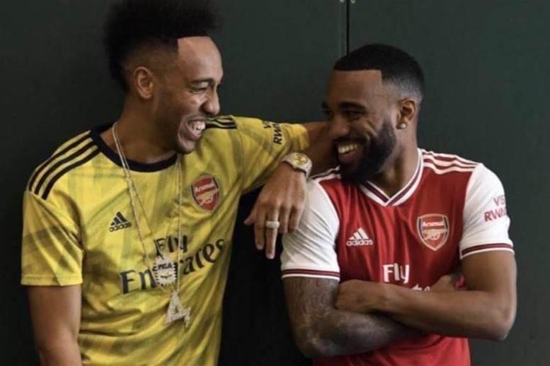 Ian Wright potentially leaks Arsenal's 2019/20 kits