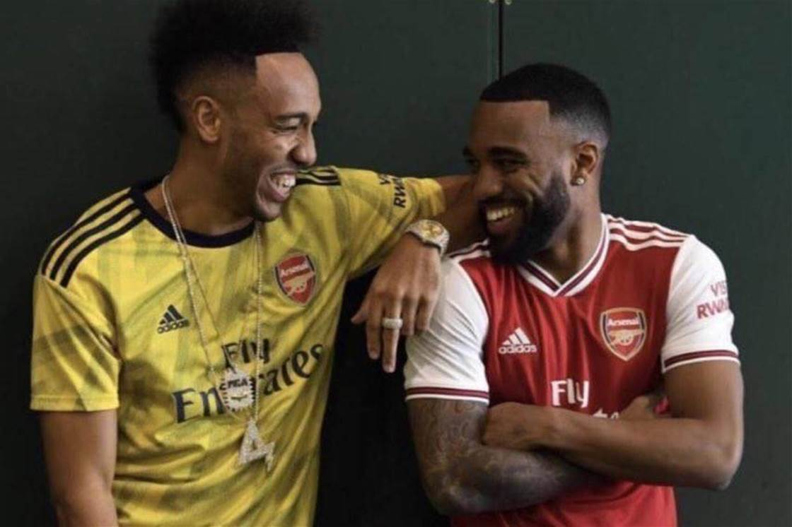 Ian Wright potentially leaks Arsenal's 2019/20 kits