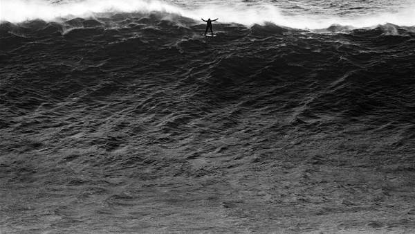 Old Dogs And New Tricks At Nazare