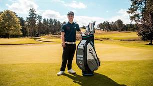 Brendan Lawlor joins TaylorMade ahead of European Tour debut
