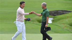 Korea's Lee chases first PGA Tour win and Mickelson