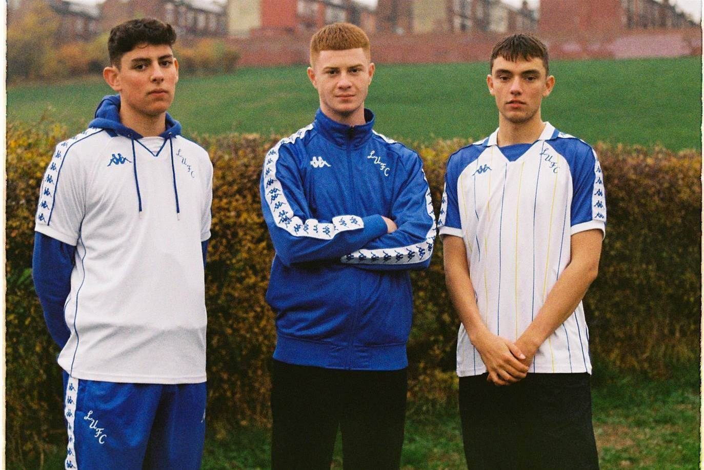 Kappa go for 'classic-Leeds' feel with new retro-collection
