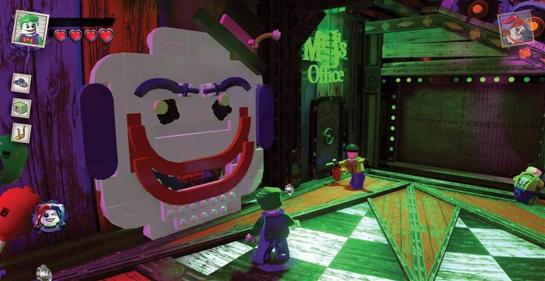 LEGO DC Super-Villains Cheats