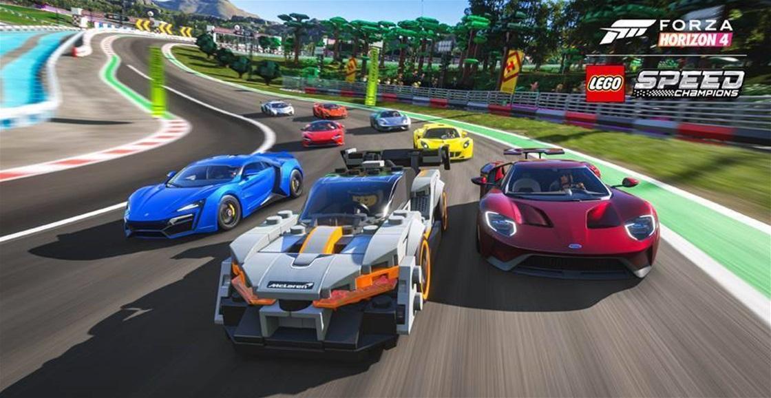 Playing Now: Forza Horizon 4: LEGO Speed Champions