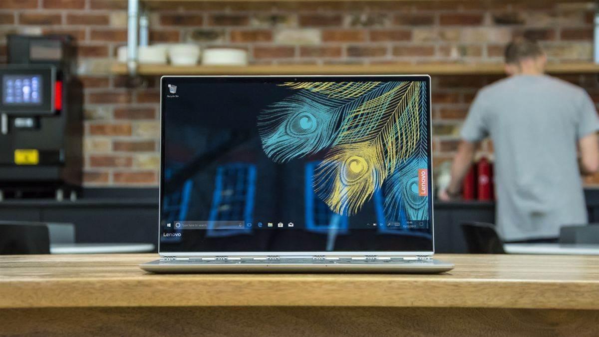 Lenovo Yoga 920 review: a flipping powerhouse
