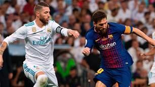Sergio Ramos: Maradona was 'light-years' behind Messi