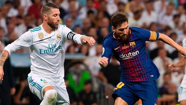 Sergio Ramos: Maradona was 'light-years' behind Messi