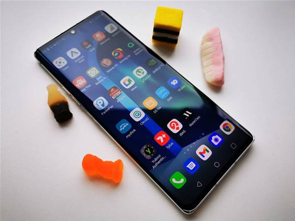 LG Velvet 5G smartphone: in-a-nutshell review