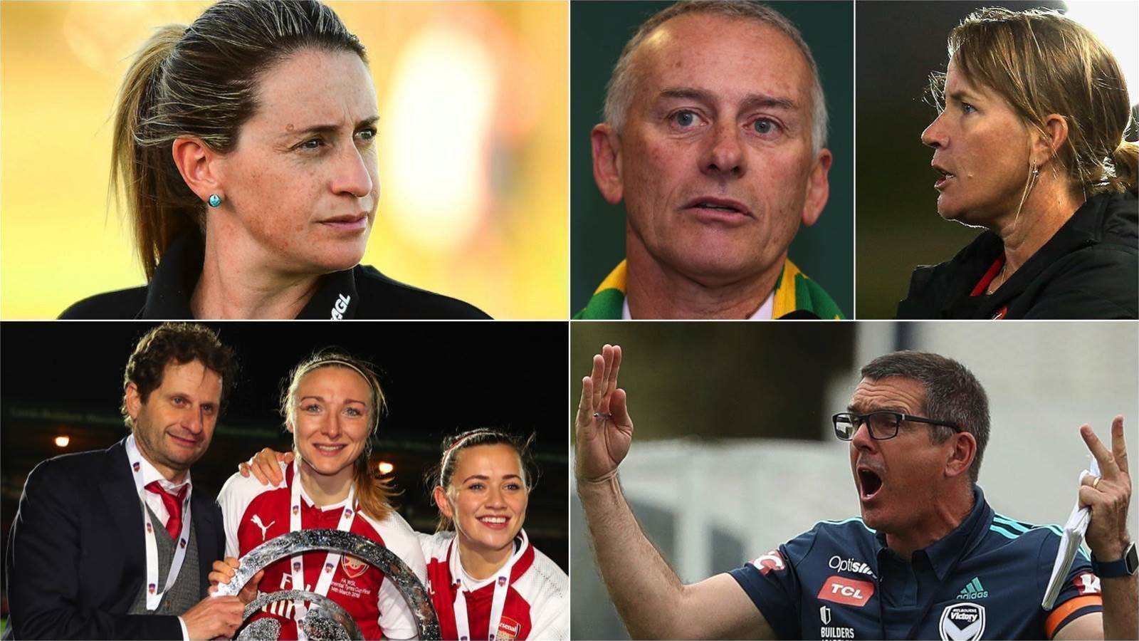 Aussies in the running to take over Matildas