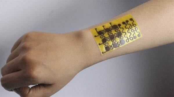 Long live the new flesh: Researchers have made a robotic skin that can heal itself
