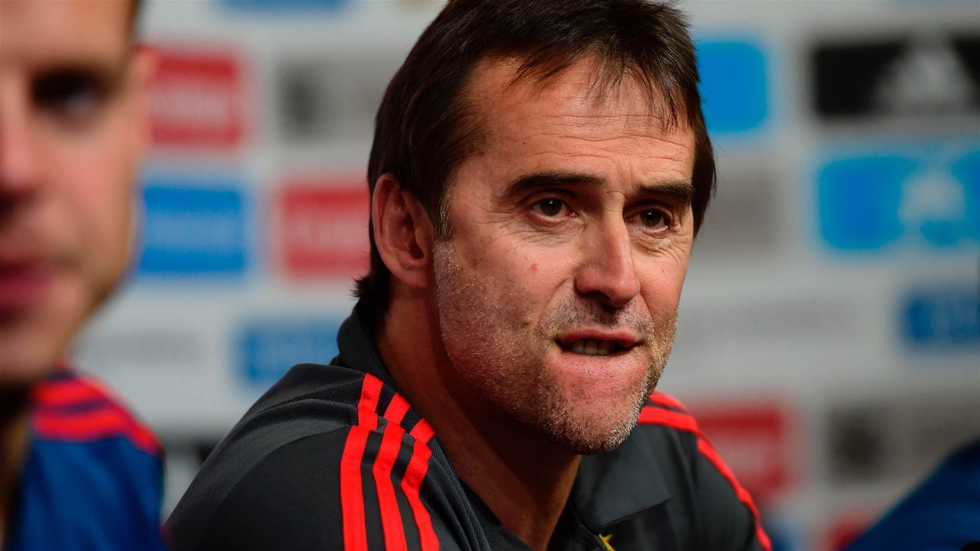 Spain sack Lopetegui and hire Hierro on World Cup eve